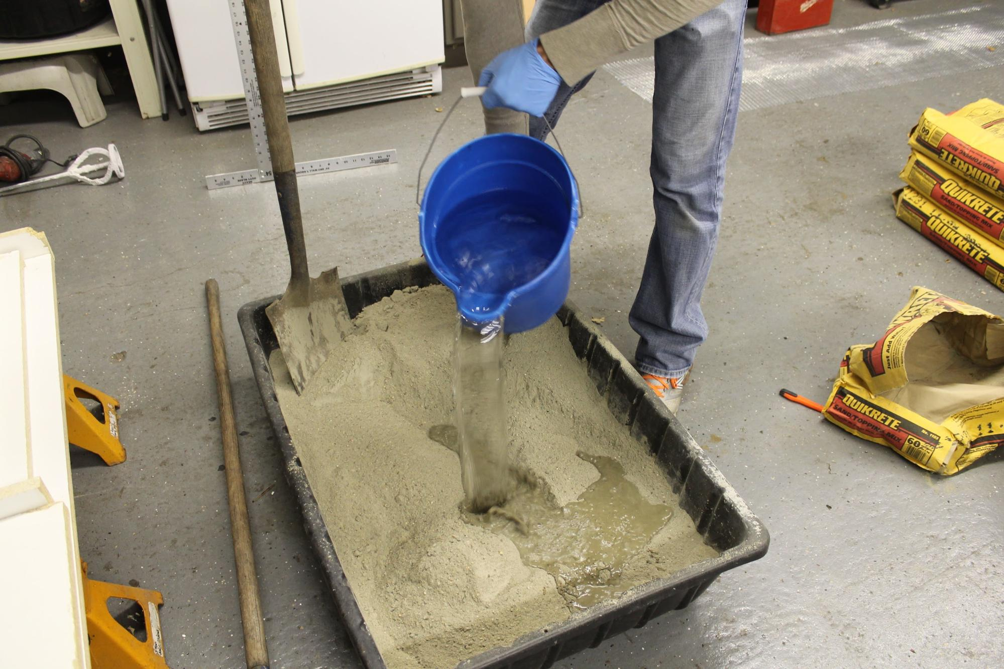 Concrete Countertops Mix. . Quikrete The Largest Of Packaged ...