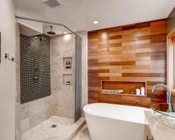 Luxury How to Build a Wood Plank Wall Remodelaholic
