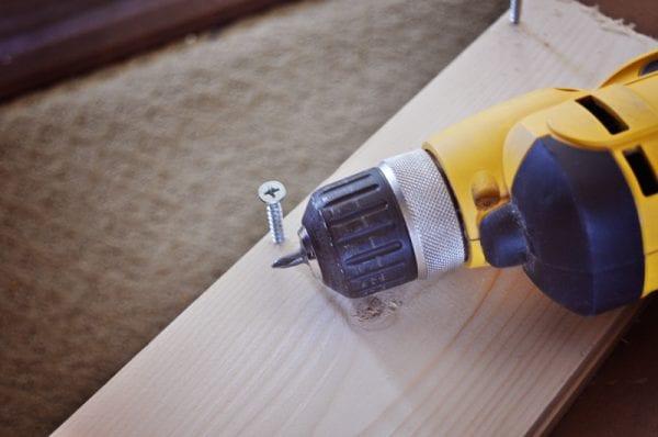 how to hang a wood window cornice box