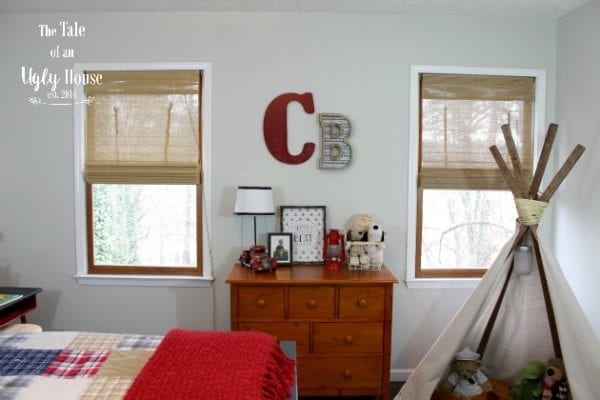 Remodelaholic How To Build A Toy Cubby Shelf Boy S Room Makeover