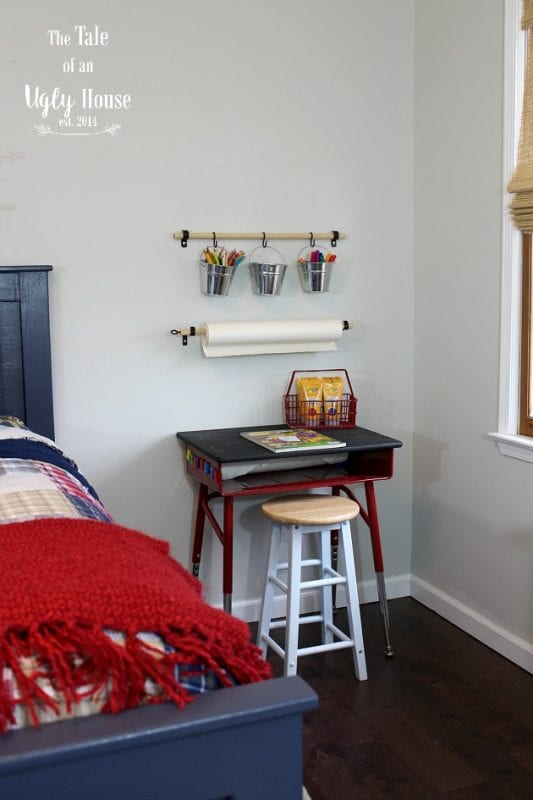 Remodelaholic How To Build A Toy Cubby Shelf Boy S