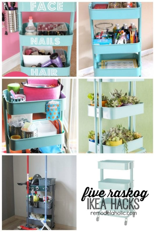 Remodelaholic 6 Best Ikea Pieces To Hack