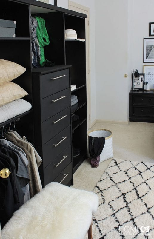 Remodelaholic 25 high class ikea hacks Build your own bedroom wardrobes