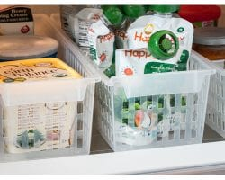 Fridge Organizing Tips- Featured Image