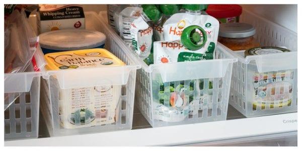 Fridge Organizing Tips- Featured Image