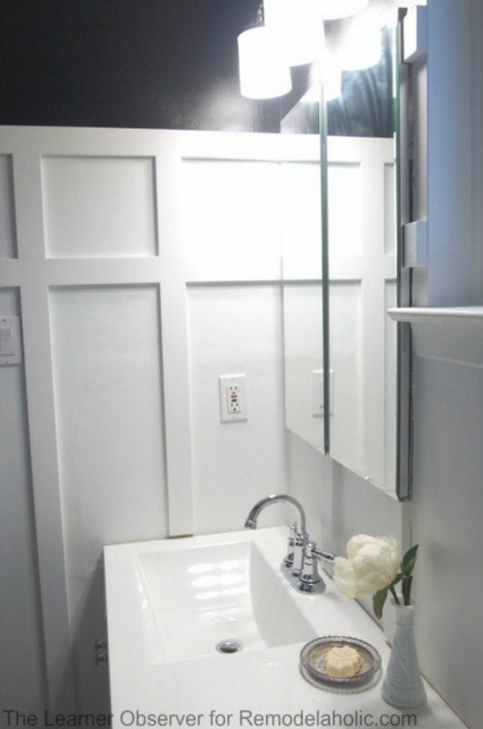 Install a Recessed Medicine Cabinet