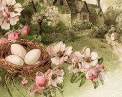 Remodelaholic 20 Vintage Spring Landscape Photos single photo