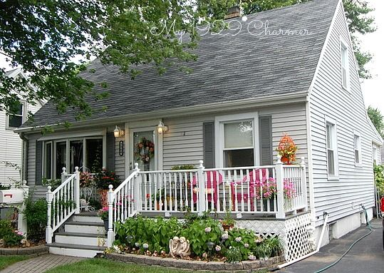 cape cod front porch ideas remodelaholic reader question mid century cape cod curb appeal 6847