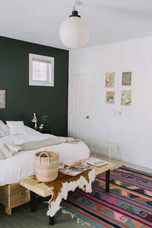 simple modern southwest style via Brit+Co
