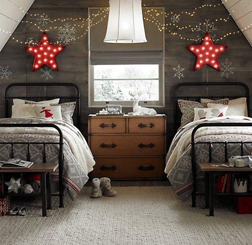 Shared boys room inspiration