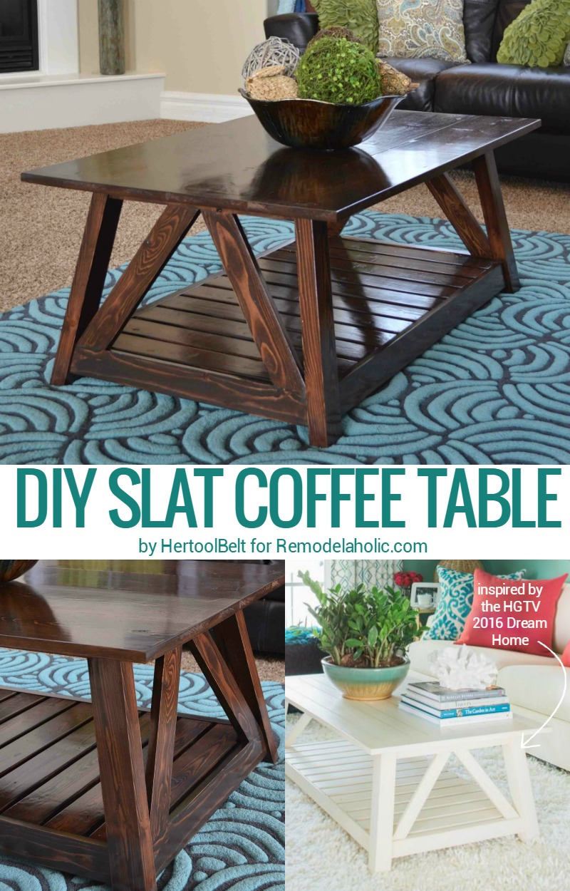 Pallet Coffee Table Diy Living Rooms