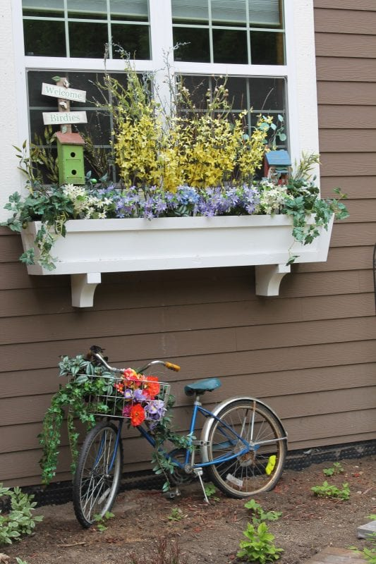 Remodelaholic How To Build A Window Box Planter In 5 Steps