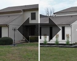Modern Curb Appeal Featured Image