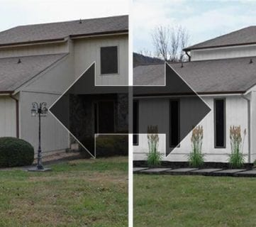 Reader Question: Modern Curb Appeal Makeover