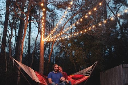 Outdoor String Lights Overstock : 40 Beautiful Ways to Increase Patio Ambience Remodelaholic Bloglovin