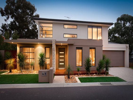 modern home exterior inspiration - Modern Home Exterior