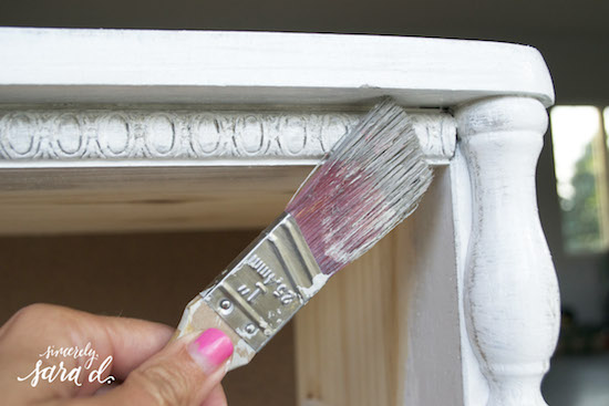 painted IKEA rast chest hack, Sincerely Sara D on @Remodelaholic