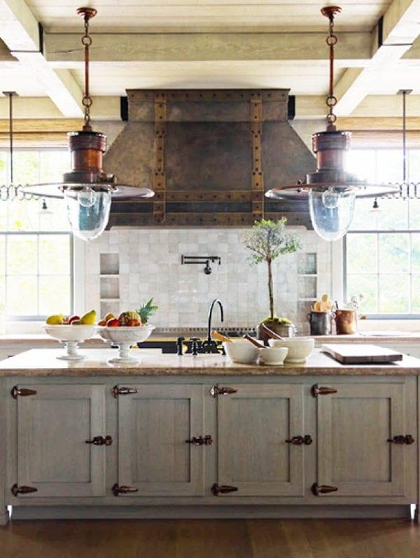 steampunk kitchen my domaine