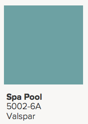 Valspar Spa Pool