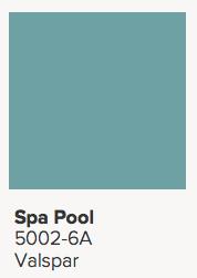 Valspar Spa Pool