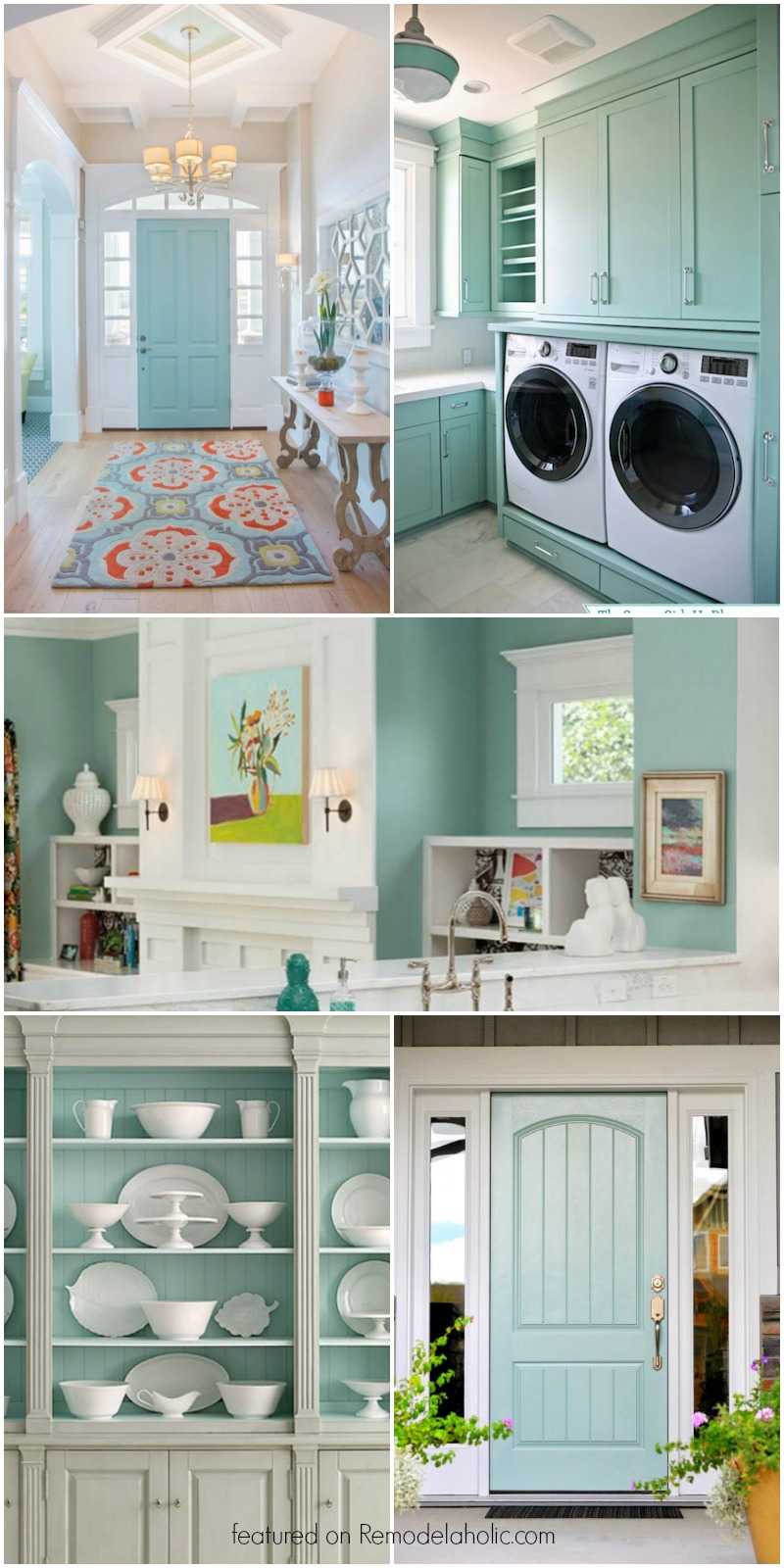 This Beautiful Light Blue Gray Paint Color Is So Versatile Interiors And Exteriors