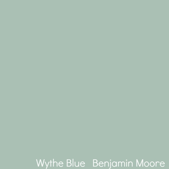 Wyeth blue paint color wythe blue coordinating colors wyeth blue paint - Remodelaholic Color Spotlight Wythe Blue From Benjamin