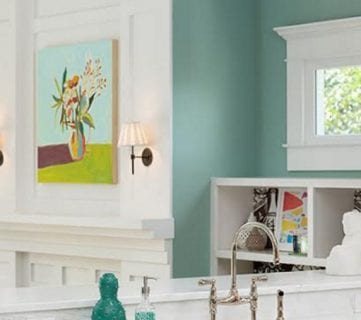 Color Spotlight: Wythe Blue from Benjamin Moore