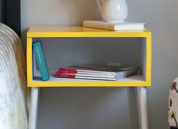 Build-your-own-modern-side-table-with-this-tutorial-by-A-Crafted-Passion-featured-on-@Remodelaholic feat