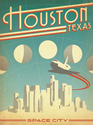 Remodelaholic 35 Free Vintage US Travel Poster