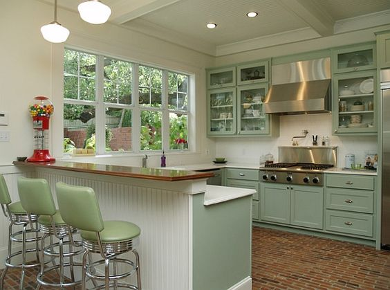 vintage kitchen inspiration