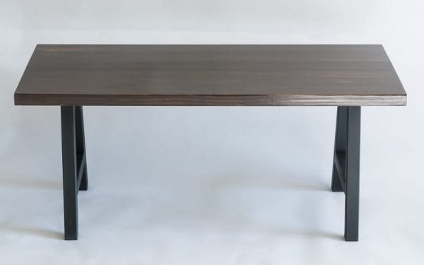 Butcher Block Coffee Table By Brittany Goldwyn