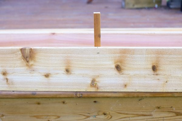 Custom Cottage Window Box, Step 4-1