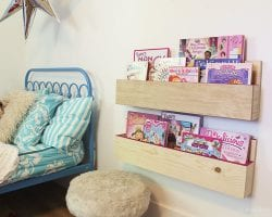 Easy Build Book Shelves @remodelaholic-2