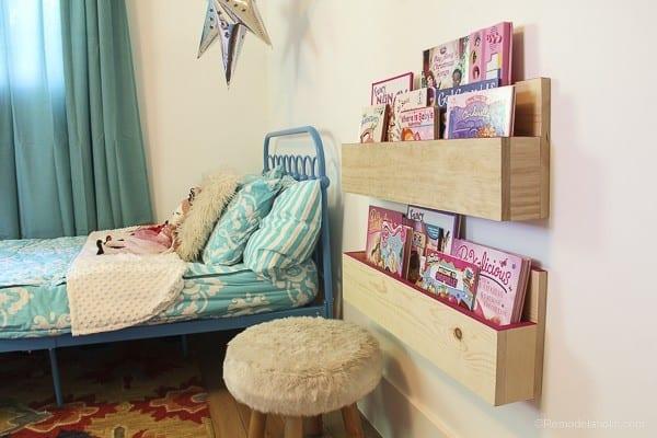 Easy Build Book Shelves @remodelaholic-3