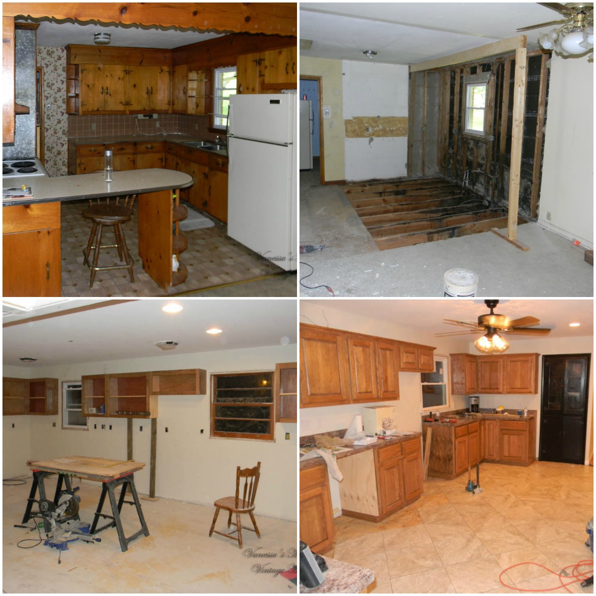 Kitchen Renovation Youtube: How To Paint Your Kitchen Cabinets In ONE