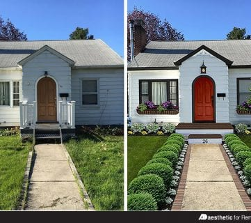 Real Life Homes: A Cute Cottage Makeover
