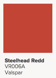 Valspar Steelhead Redd