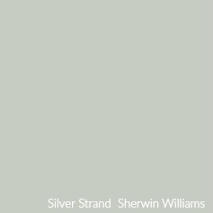 Silver Strand by Sherwin Williams. One of the most popular and versatile grays. Remodelaholic