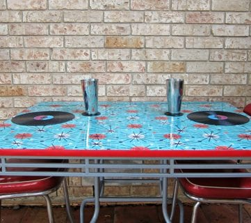 25 Incredible DIY Tabletop Designs