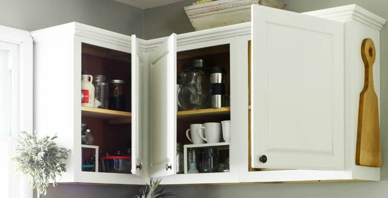 painting kitchen cabinets with homemade chalk paint ideas pictures weekend doors oak