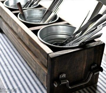 15+ Ways to Use IKEA's SOCKER Cheap Metal Buckets