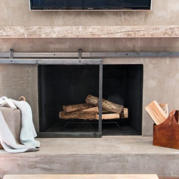 fireplace screen-1