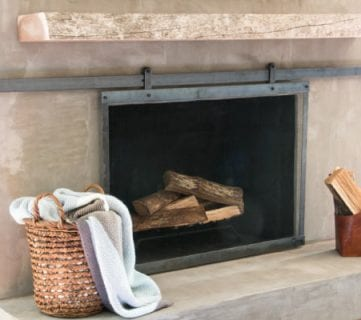 How to Install a Wood Mantel on a Masonry Fireplace