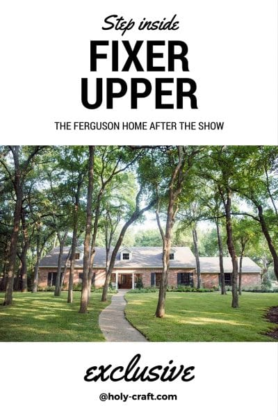 rachel teodoro inside fixer upper after the show