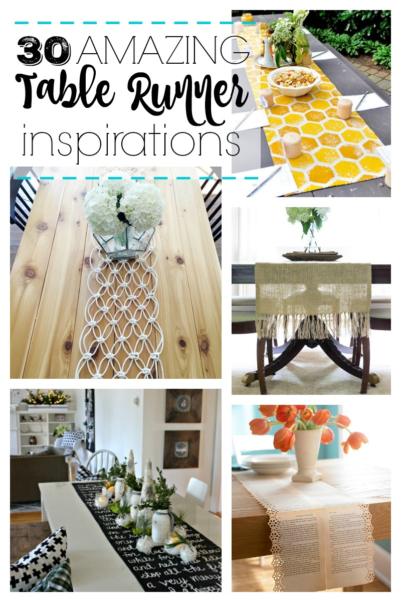 Looking For A Simple Way To Dress Up A Table? Add One Of These 30