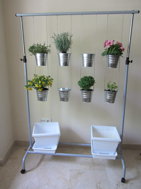 Remodelaholic 15 Ways To Use Ikea S Socker Cheap Metal Buckets