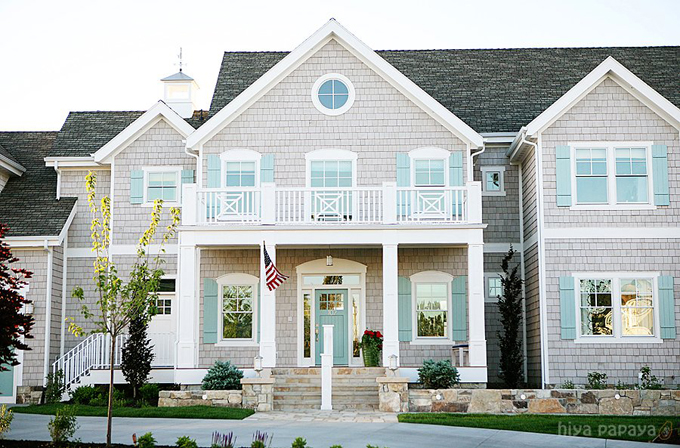 Exterior Paint Colors That Increase Curb Appeal | Edgecomb Gray Benjamin  Moore | More Info On