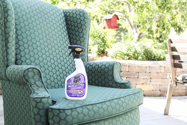 How to prep a used chair for refinishing @remodelaholic-2