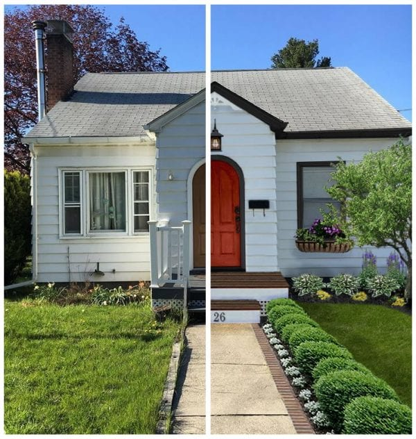 Real Life Homes Cute Cottage Makeover