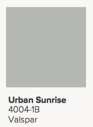 Valspar Urban Sunrise